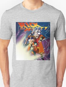 Rick and Morty Back to the Future Edition T-Shirt