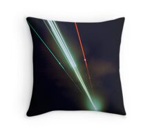 Tullamarine approach. Throw Pillow
