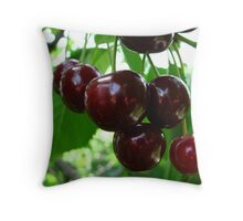 Sherries - two Throw Pillow