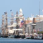 Tall Ships by HavnFun