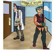 Danville High Poster