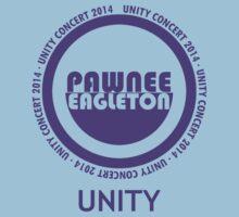 Pawnee-Eagleton unity concert 2014 by itsmadgical