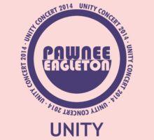 Pawnee-Eagleton unity concert 2014 One Piece - Long Sleeve