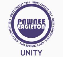 Pawnee-Eagleton unity concert 2014 Kids Tee