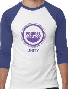 Pawnee-Eagleton unity concert 2014 Men's Baseball ¾ T-Shirt