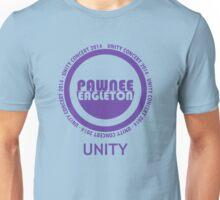 Pawnee-Eagleton unity concert 2014 Unisex T-Shirt