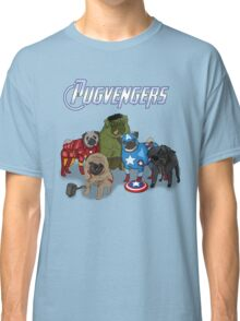 The Pugvengers Classic T-Shirt