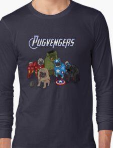 The Pugvengers Long Sleeve T-Shirt