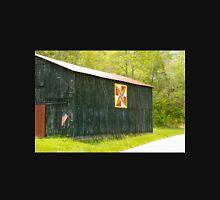 Kentucky Barn Quilt - July Summer Sky Unisex T-Shirt