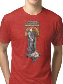 Rise of the Purebloods Shirt Tri-blend T-Shirt
