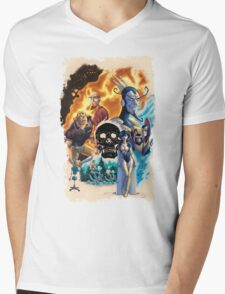 The Venture Bros.  Mens V-Neck T-Shirt