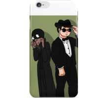You Really Want to Bruise Him iPhone Case/Skin