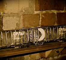 """coal car- constructed"" by michaelmiller"