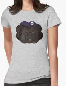 Pet Cemetery Womens Fitted T-Shirt