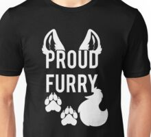 PROUD FURRY Unisex T-Shirt