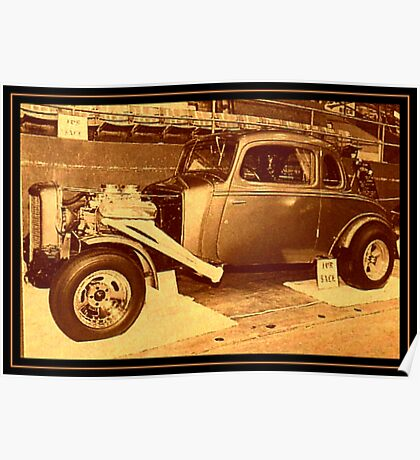 The Street Rod Poster