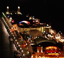 Chicago's Navy Pier by zwrr16