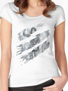 Croft Has Risen Women's Fitted Scoop T-Shirt
