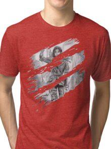 Croft Has Risen Tri-blend T-Shirt
