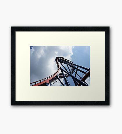 Reach for the Sky! Framed Print