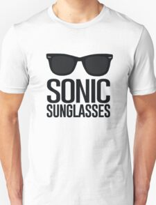 Sonic Sunglasses 2 T-Shirt