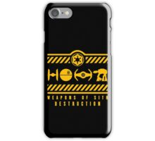 Weapons of Sith Destruction Exclusive iPhone Case/Skin