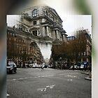 The edge of my eye on Paris 6 by fuatnoor