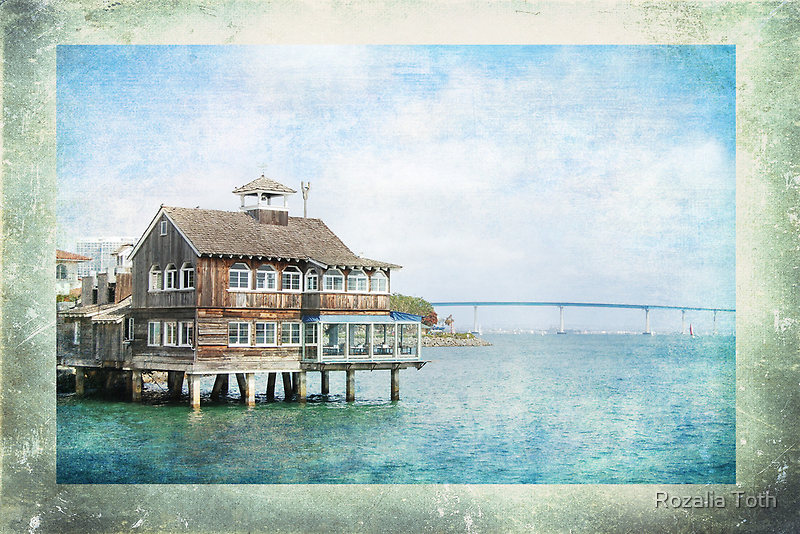 A Harbor by Rozalia Toth