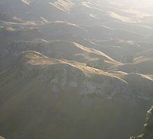Hills of Hawkes Bay by Narani Henson