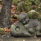 Baby Buddha by Chris Allen