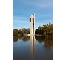 Carillon on Lake Burley Griffin Photographic Print