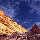 Kalbarri cliffs, Western Australia by Fran53