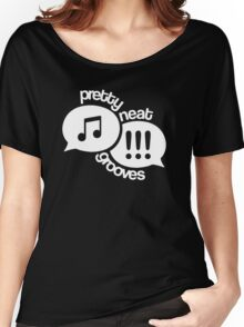 Pretty Neat Grooves Women's Relaxed Fit T-Shirt