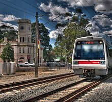 Perth Express! by HG. QualityPhotography