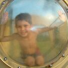 Child In A Bubble by Wanda Raines