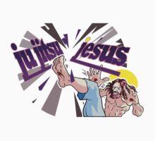 jujitsu jesus by agungmalang