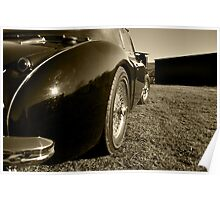Austin Healey 3000 Mark II Poster