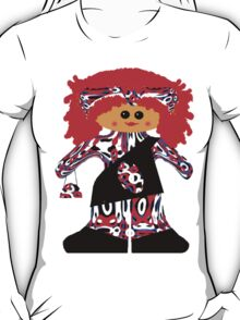 Fashion Diva Rag Doll T-Shirt