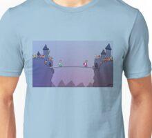 Medieval Social Platform  Unisex T-Shirt