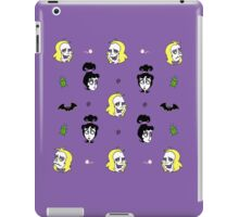 Beetlejuice Pattern iPad Case/Skin