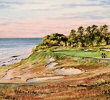 Whistling Straits Golf Course by bill holkham