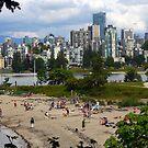 The City Behind the Beach by Rae Tucker