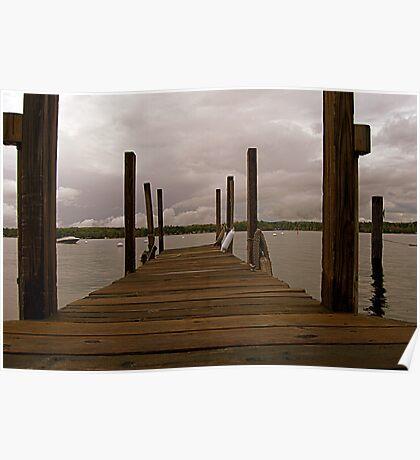 Overlook Docks II Poster