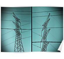 pylon power Poster