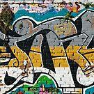 Abstract Graffiti ornament  by yurix