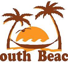 South Beach - Florida.  by America Roadside.