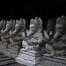 Ganesha Multiplied by bambiisme