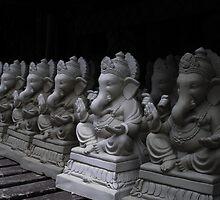 Ganesha Multiplied by bambiisme