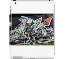 Graffiti Soldier iPad Case/Skin