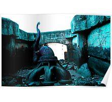 Post-Apocalyptic Scorpion Poster